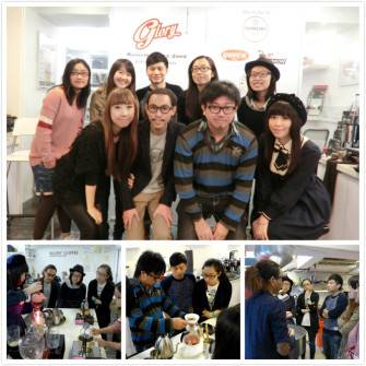 Mrs.Lam Cafe X Glory Coffee*Coffee Brewing Class@Mrs. Lam Cafe