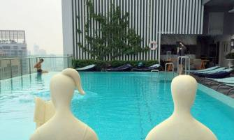 曼谷City Resort 好好hea  –  Hilton Sukhumvit Bangkok@Lucina Lo