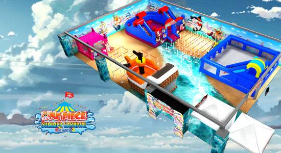 one piece carnival hk central