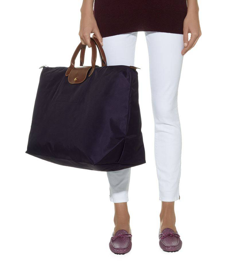 Le Pliage Extra-Large Travel Bag - Bilberry HKD $660