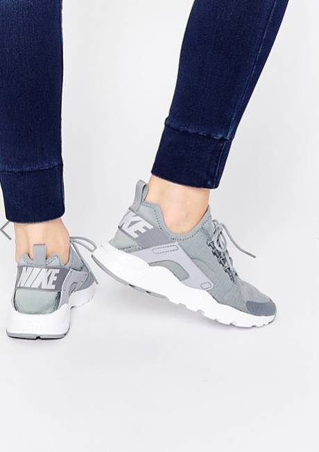 Nike Stealth Grey Air Huarache Ultra Trainers - 約HKD500.31