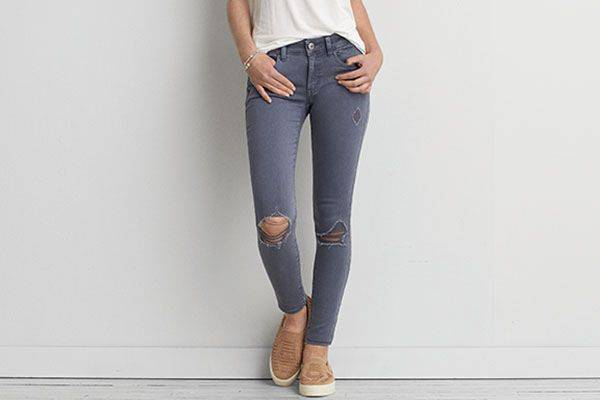 AEO jeggings $540
