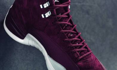 秋冬貴氣 Air Jordan 12 Bordeaux
