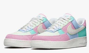 復活節限定 Air Force 1 Low「Easter Egg」7天復活