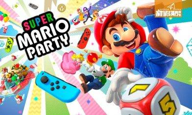 聖誕Party 必玩10款Switch遊戲!Overcooked 2+Super Mario Party+集體遊戲