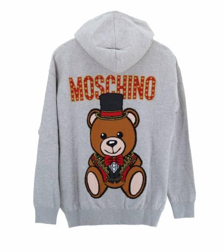 MOSCHINO hoodies <img class=