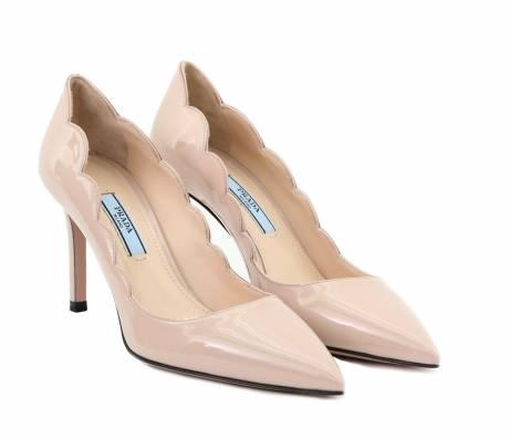 PRADA 高跟鞋 5 (原價,350)