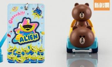 7-Eleven新年可愛精品大集合! SANRIO護照&卡片套/Disney公主/蠟筆小新扭蛋+LINE車仔!|新品速遞