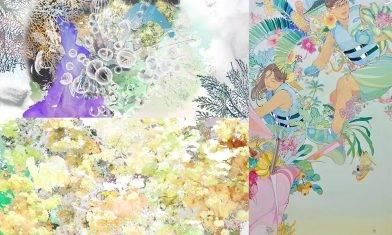 【2020東京奧運打卡位】成田機場設 「阿里雲畫廊」 展覽日本藝術家創作 @Travel佳
