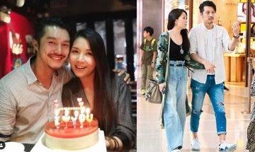 41歲黃嘉樂不介意女友曾離婚   愈愛愈高調聽晒女友話