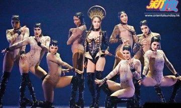 39歲蔡依林演唱會無間斷勁歌熱舞回贈歌迷   5月加開高雄場繼續High