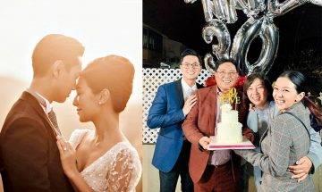 36歲鄭俊弘撇未婚妻搭上27歲何雁詩  修成正果年尾結婚