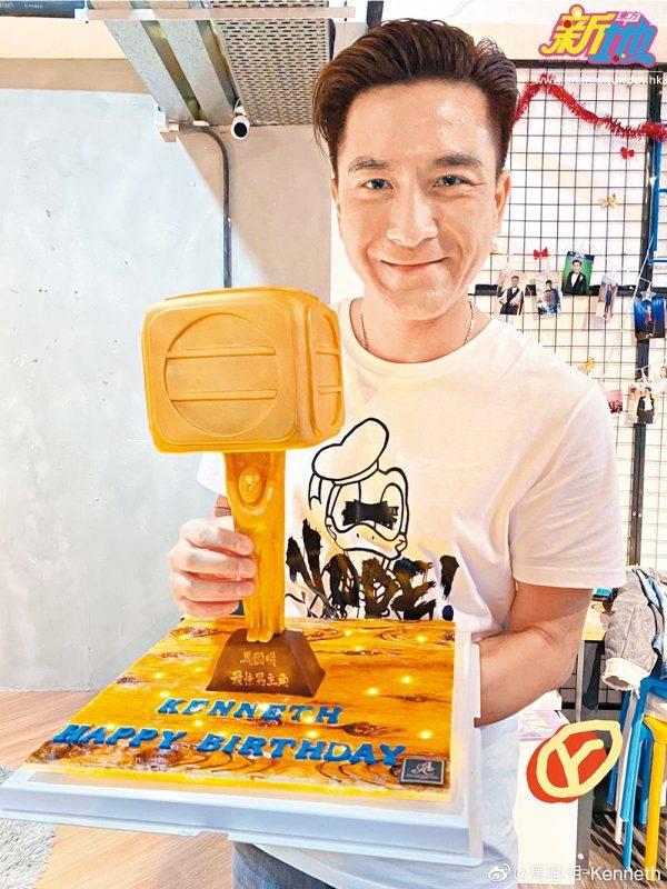 馬明本月13日46歲生日,有唐詩詠陪住過,一定甜入心。