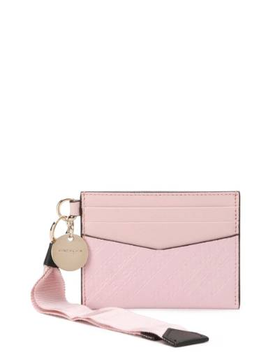 GIVENCHY Charm card holder HK<img class=