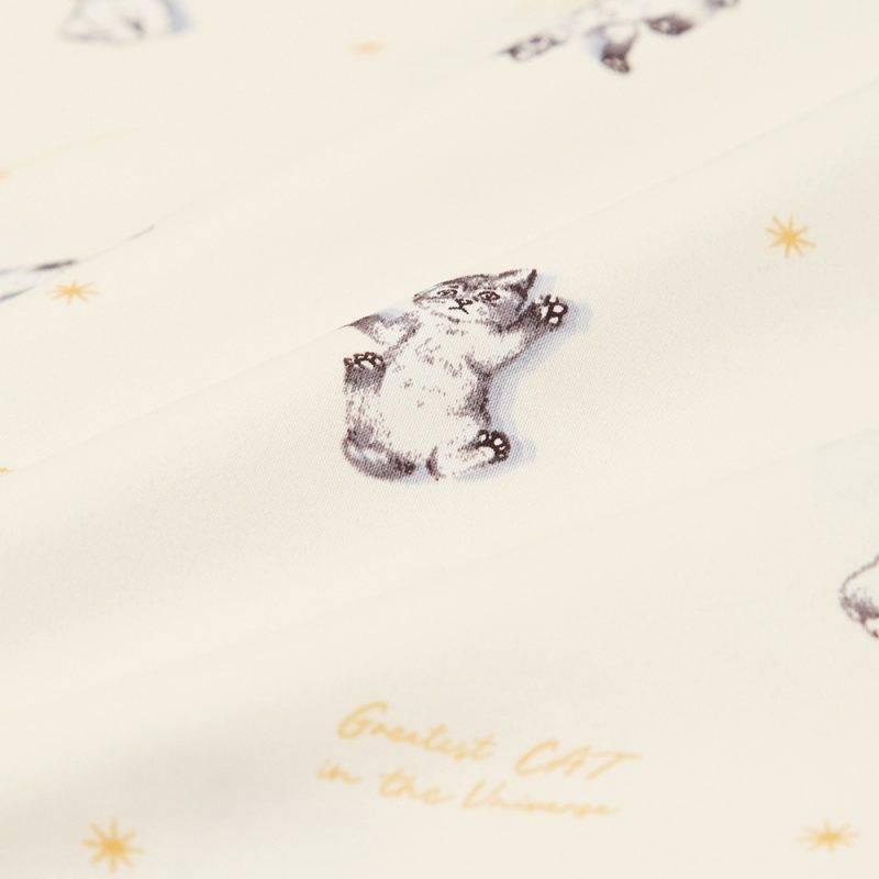 GU x SUNDAY ISSUE聯乘系列 貓奴必買!T-shirt+睡衣|購物優惠情報