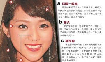 【樣嘅問題】26歲林穎彤方形面難嫁入豪門做「闊太」   或出現兩次婚姻