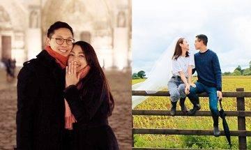34歲姜麗文因武漢肺炎未嫁得   結婚拒收鑽戒寧做善事