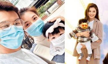 43歲陳展鵬囡囡發燒全家戒備  驚青煎Pang抗疫有妙計