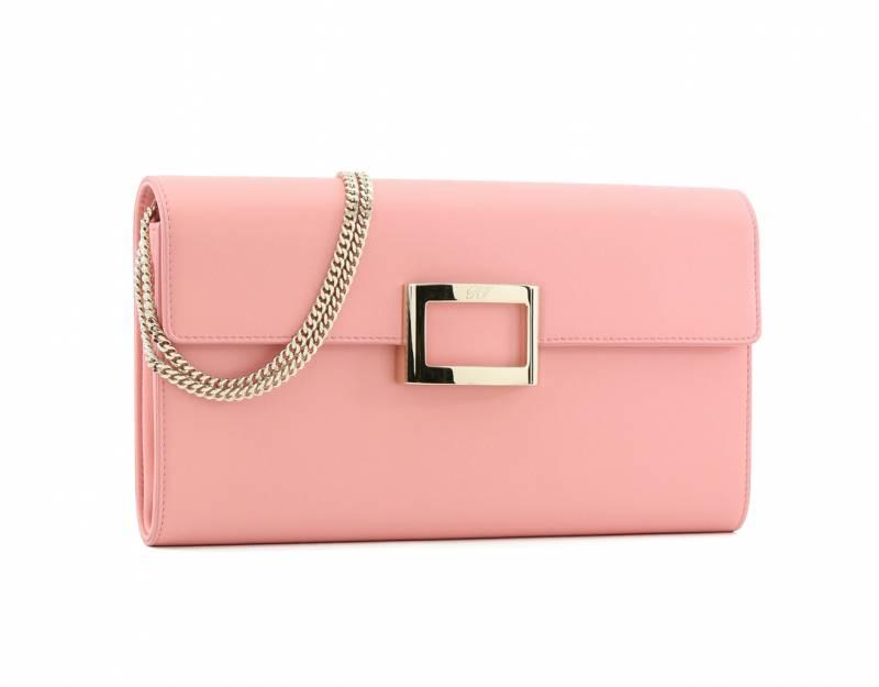 ROGER VIVIER粉紅色手袋 ,720(原價,300)