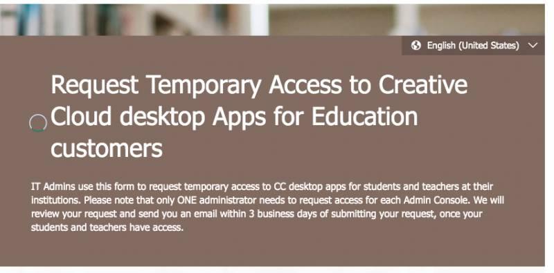Adobe CC全套軟件開放學生免費用Photoshop/Premiere Pro等都有份