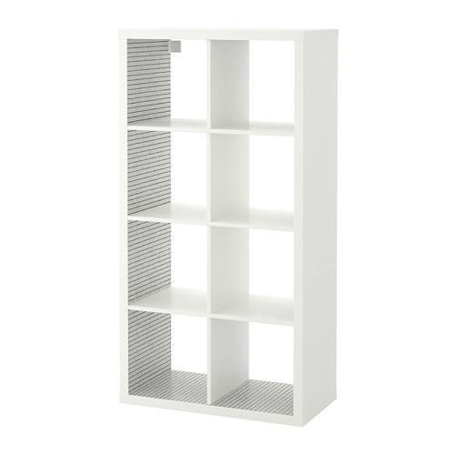 KALLAX白色方格圖案層架組合 9(原價9)