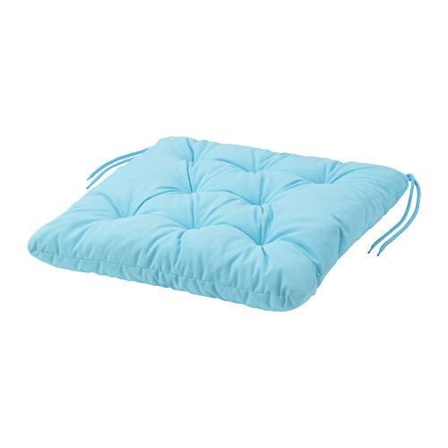 KUDDARNA淺藍色戶外用椅墊 (原價)