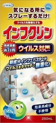 UYEKI抗菌塗層噴霧 (250ml) 特價7(原價0)