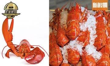 【年度食材選舉2020】食龍蝦可以救地球!即睇超罕見長壽、透明龍蝦冷知識|食是食非