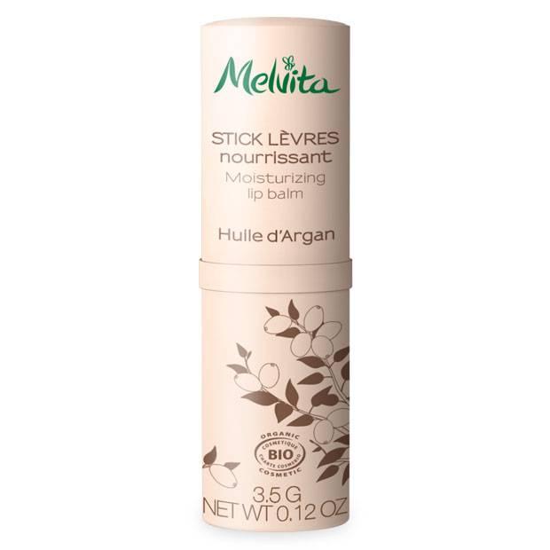Melvita有機堅果保濕潤唇膏
