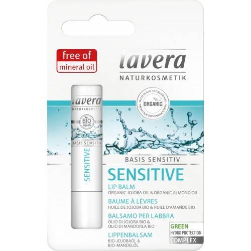 「lavera 有機抗敏潤唇膏」