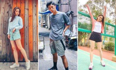 【OOTD】夏天著衫都可以百變多樣!UNIQLO短褲造型示範