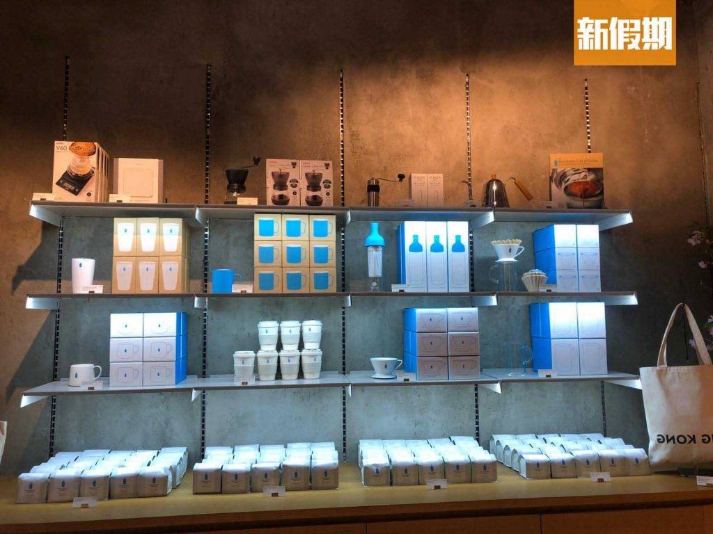 Blue Bottle 進駐中環!「咖啡界Apple」美國精品咖啡店今日開幕 人氣藍瓶文青設計掀起打卡熱潮|區區搵食