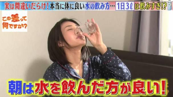 專家指出早上應要喝一杯水,約200毫升即可。
