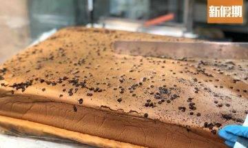觀塘亞爺古早味蛋糕 10款口味即製即焗 鬆軟濕潤!爆漿流心朱古力+鹹蛋黃芝士+紅豆抹茶|區區搵食