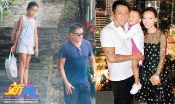 51歲魏駿傑賣獨立屋套現獨力養8歲女   嫩妻狠撇、疫情影響冇工開
