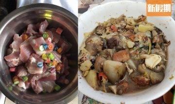 暗黑料理母親節特輯 網民分享呀媽「好餸」:螺絲粉湯圓、彩虹糖醃肉|網絡熱話