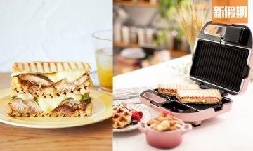Vitantonio日牌新版窩夫機6月有貨!香港獨家粉紅色 加深烤盤整厚多士、地瓜球都得!?|煮食神器
