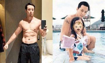 45歲吳彥祖十年修成夫妻額   男神回歸晒八嚿腹肌