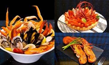 自助餐推介!低至 6折 任食燒龍蝦 + 即開生蠔 + 和牛