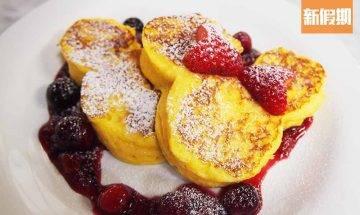 東京迪士尼樂園公開食譜!人氣甜品米妮法式西多士 超可愛形狀+外酥內軟口感 |懶人廚房