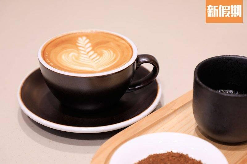 採用來自亞洲、中美洲及非洲的咖啡豆,各有特色。