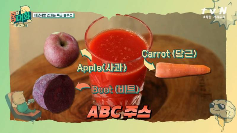 ABC果汁