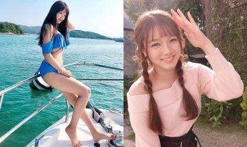 20歲落選港姐邱晴約滿離TVB  做日本AV女優師妹專攻小朋友市場