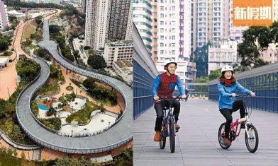 11大單車公園 / 單車徑|踩盡將軍澳+九龍灣+西九海濱 漫遊海濱+大草地郊遊|香港好去處