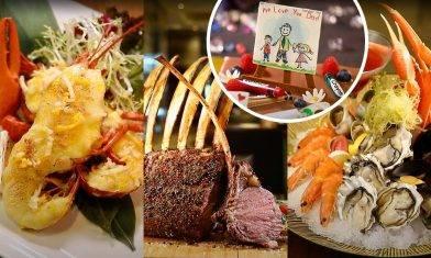 低至63折食父親節酒店自助餐任食生蠔 + 龍蝦 +美國頂級斧頭扒