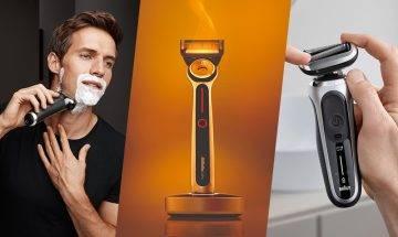 父親節禮物送咩好?大熱推介Braun Series 7電鬚刨+Gillette熱感手動剃鬚刀