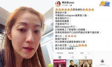 真實版《迷網》 陳自瑤社交網被駭客入侵直播吸毒
