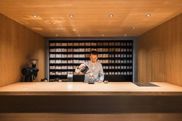 有專業咖啡師駐場為你調配最符合自己心水口味的咖啡。