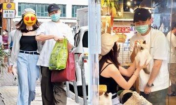 獨家!33歲馬貫東私藏仙氣女曝光  寵物店玩貓當拍拖節目慳錢又貼地