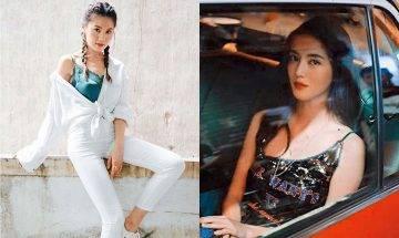 《戰毒》孖妹周秀娜、吳千語與Bosco有段情   齊以「吊帶閃片衫」造型上陣